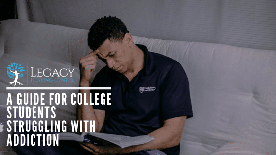 A Guide for College Students Struggling with Addiction