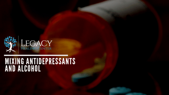 Mixing Antidepressants & Alcohol