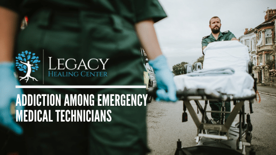 Addiction Among EMTs